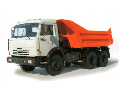 Самосвал «КАМАЗ» 55111