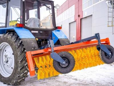 Механическая щетка «Трактор Беларус» МТЗ-82