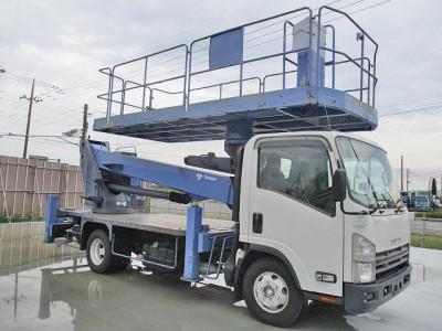 Автовышка Isuzu Giga